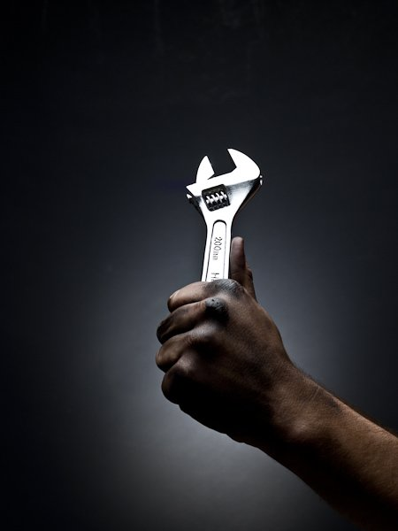 The Art Of Tools Adjustable Wrench
