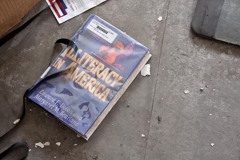 Illiteracy In America