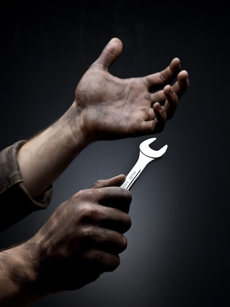 The Art Of Tools Wrench