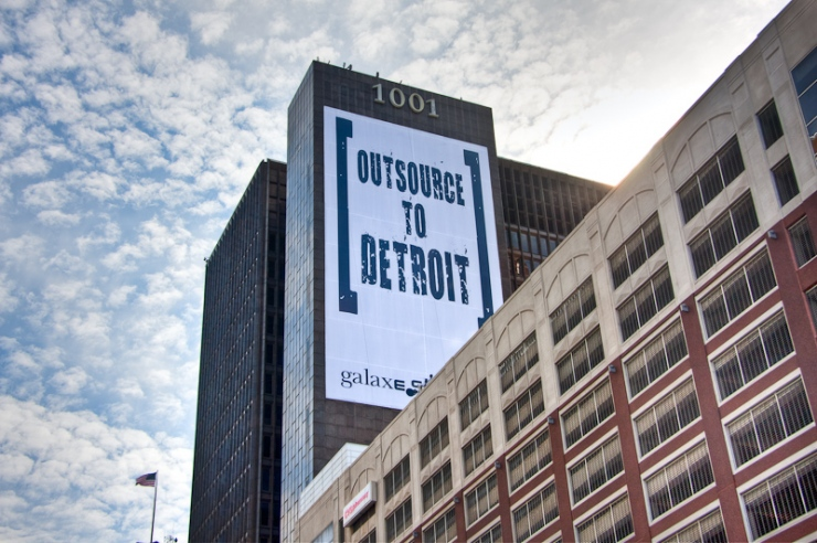 Outsource To Detroit