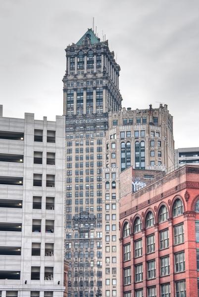 D Buildings