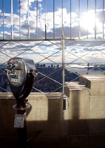 Sightseeing NY