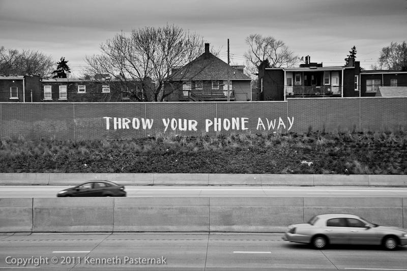 Throw Your Phone Away